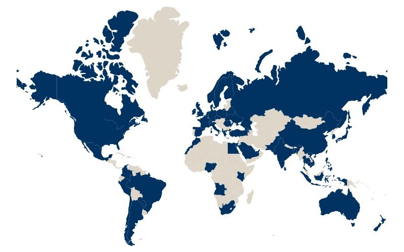 Past-Participant-Map
